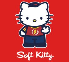 Soft Kitty Big Bang Theory / Hello Kitty by dirext