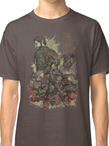The Last Of Us Artwork Classic T-Shirt
