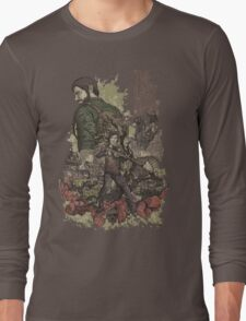 The Last Of Us Artwork Long Sleeve T-Shirt