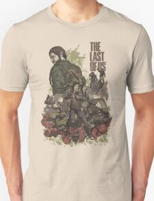 The Last Of Us Artwork Unisex T-Shirt