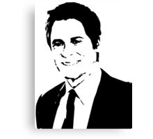 Chris Traeger - Parks and Recreation Canvas Print