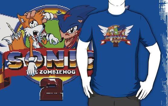 Sonic the Zombihog 2 by ThatsMyTrunks