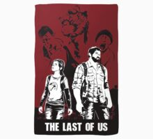 The Last of us Joel and Ellie Survivors by waghmare