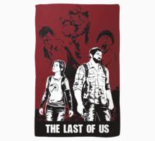The Last of us Joel and Ellie Survivors Baby Tee