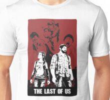 The Last of us Joel and Ellie Survivors Unisex T-Shirt