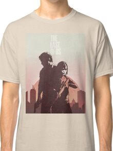 Joel and Ellie The Last of us Classic T-Shirt
