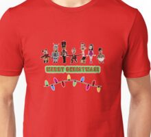 Stop Motion Christmas - Style G Unisex T-Shirt