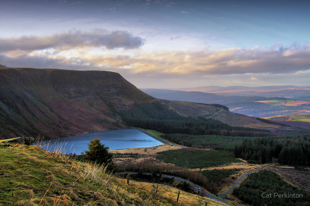 Over the Rhigos by Cat Perkinton