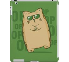 Gangnam Kitty iPad Case/Skin