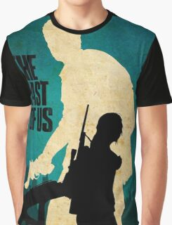 The Last Of Us Road to survival Graphic T-Shirt