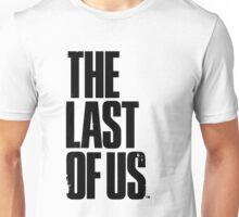 The Last of us Black Unisex T-Shirt