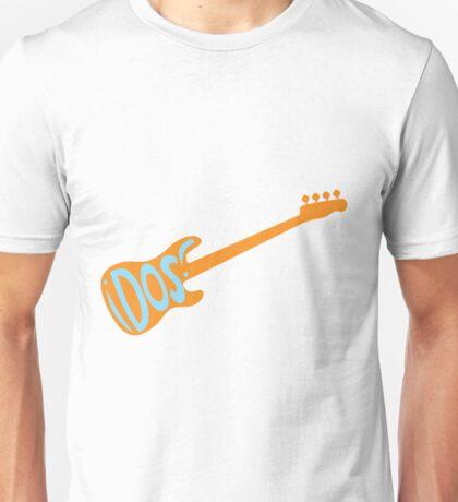 ¡DOS! Bass Design Unisex T-Shirt