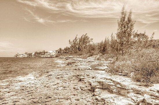 Eastern Side of Nassau, The Bahamas by Jeremy Lavender Photography