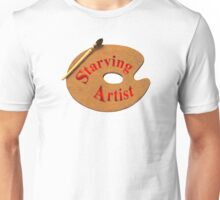 Just A Starving Artist Unisex T-Shirt
