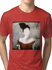 Visages de l'Etrange Tri-blend T-Shirt