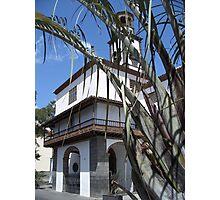 Santa Cruz de Tenerife Photographic Print