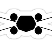 Star Wars - X-Wing - Black Sticker