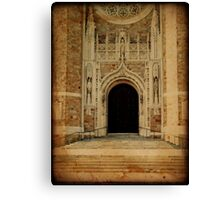 Rosary Cathedral Canvas Print