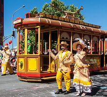 Ye Old Tram by DPalmer