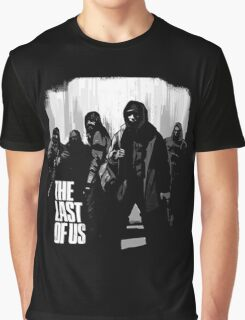 The Last of us Factions Graphic T-Shirt