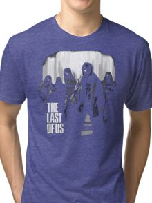 The Last of us Factions Tri-blend T-Shirt