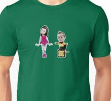 Stop Motion Christmas - Jeff/Annie (Style A) Unisex T-Shirt