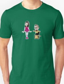 Stop Motion Christmas - Jeff/Annie (Style A) T-Shirt
