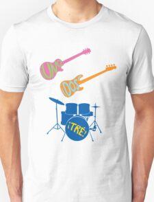 ¡UNO! ¡DOS! ¡TRE! Full Design T-Shirt