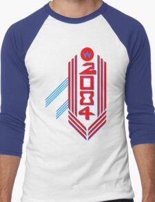 robobobobo2084 Men's Baseball ¾ T-Shirt
