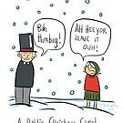 A Dublin Christmas Carol  by twisteddoodles