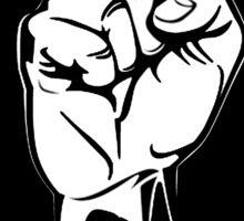 Angerfist Logo Sticker