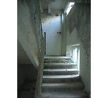 Inside the Pripyat hotel Photographic Print