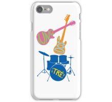 ¡UNO! ¡DOS! ¡TRE! Full Design iPhone Case/Skin