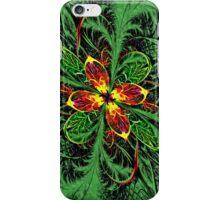 Power Flower iPhone Case/Skin