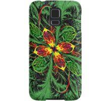 Power Flower Samsung Galaxy Case/Skin