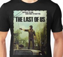 The Last of us Joel Unisex T-Shirt