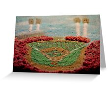This One Belongs to the Reds... Greeting Card