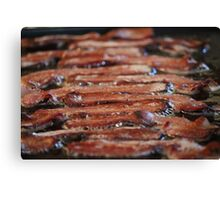 Sizzle Abstract Canvas Print