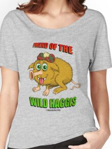 Friend of The Wild Haggis Women's Relaxed Fit T-Shirt
