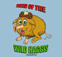Friend of The Wild Haggis Unisex T-Shirt