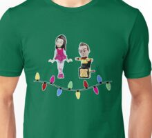 Stop Motion Christmas - Jeff/Annie (Style B) Unisex T-Shirt