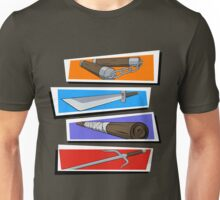 TURTLE POWER!! Unisex T-Shirt