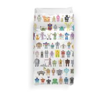 Rise of the Robots -  Duvet Cover Duvet Cover