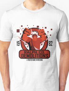 Ralph Co. Demolitions T-Shirt