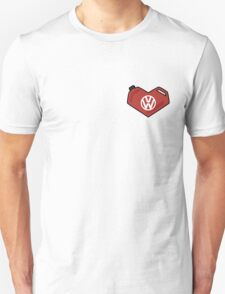 I Love My Volkswagen T-Shirt
