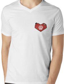 I Love My Volkswagen Mens V-Neck T-Shirt