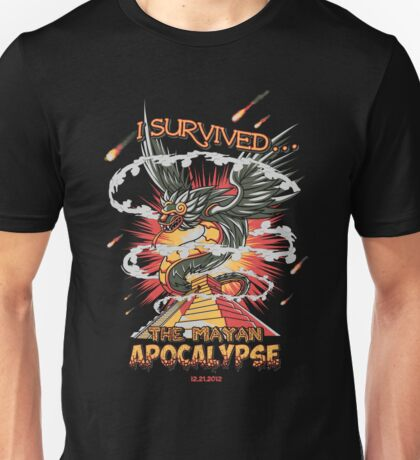 I Survived 12.21.2012 T-Shirt