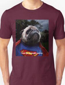 Super Pug Unisex T-Shirt