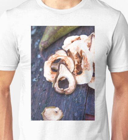Dried pears and dry apples Unisex T-Shirt