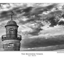 The Belvedere Tower, Lija - Malta by NevilleMangion